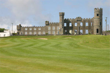 Ballyheigue Castle Golf Club - Golf Kerry Ireland.