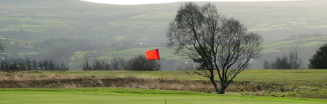 Branshaw Golf Club - Members Area