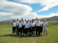 Castlegregory Golf Club: September 2007
