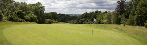 Tyrrells Wood Golf Club, 18 Hole Championship golf course