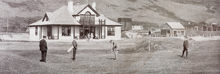Aberdovey Golf Club | Our Club | Heritage