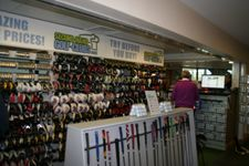 Acanthus golf - Club Shop