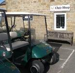 Pro Shop at Alnmouth Golf Club, a golf club and golf course in <b>...</b>