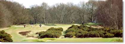 2nd Hole Course Layout - Alwoodley Gold Club - The Alwoodley Golf <b>...</b>