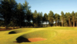 Archerfield Links: Golf