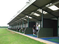 Driving Range - bawburgh golf club, golf course in norfolk