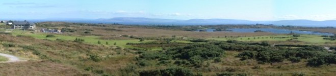 Bearna Golf Club in Located in the West of Ireland, Connemara <b>...</b>