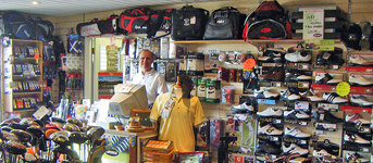 Professional Shop : Bearsted Golf Golf Club - CLUB View