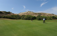 Le Golf de Belle Dune, green, practice, 18 hole, france, week end <b>...</b>