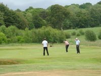Brunston Castle Golf Course