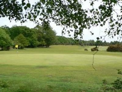 Burley Golf Club: Golf course in Ringwood,Hampshire. www.