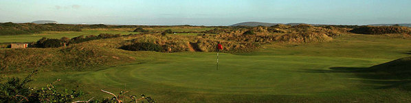 Burnham and Berrow (Channel) - Somerset, England - Golf course