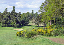 The Course : Burnham Beeches Golf Club in Buckinghamshire - CLUB View