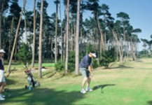 Norfolk Golf Courses - Caldecott Hall Golf Course