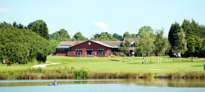 Golf - At Calderfields Golf & Country Club