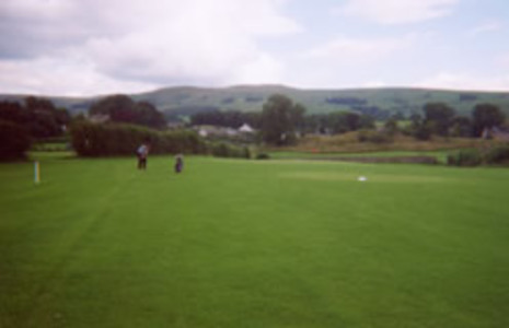 Casterton Golf Course - The nine hole golf course in Cumbria