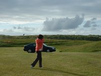 Castlegregory Golf Club: January 2009