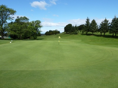 Cathcart Castle Golf Club Home Page