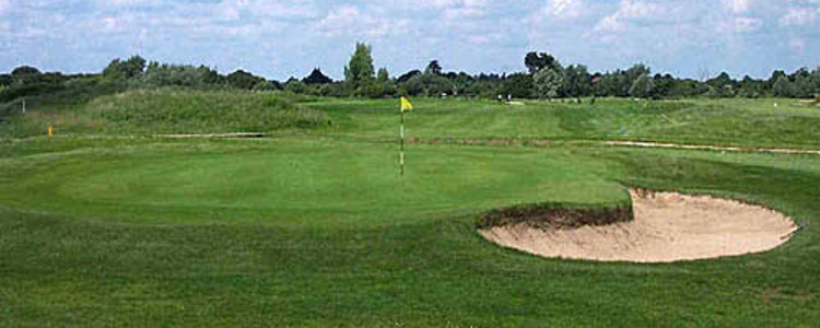 Home Page : Clacton-on-Sea Golf Club in Essex - CLUB View