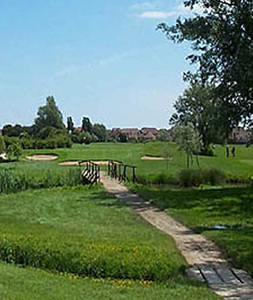 The Course : Clacton-on-Sea Golf Club in Essex - CLUB View