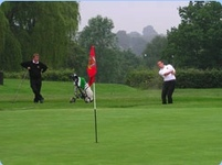 Colchester Golf Club, Essex.