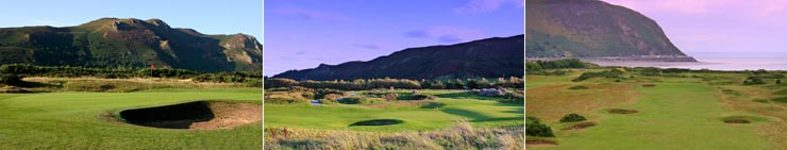 Conwy Golf Club, Caernarvonshire, Wales - Course Photographs