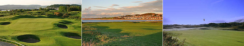 Conwy Golf Club, Caernarvonshire, Wales - Course Information