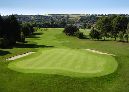 Cork Golf Club, Co. Cork, Ireland - Course Photographs