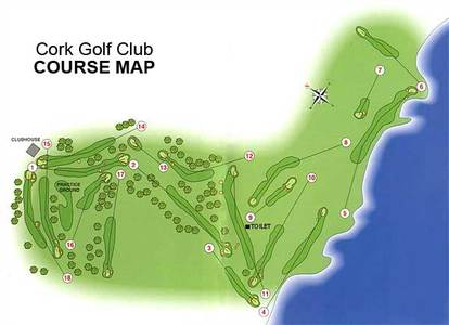 Cork Golf Club, Co. Cork, Ireland - Course Information