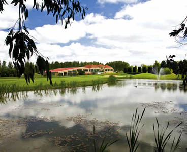 Cottingham Parks, golf and leisure club, East Yorkshire, UK