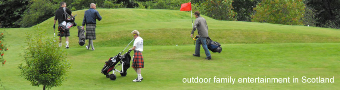 Scottish Golf Course, Fishing in the Highlands of Scotland, Golf <b>...</b>