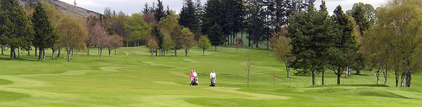 Members Availability Crieff Golf Club Perthshire Scotland - Sponsors