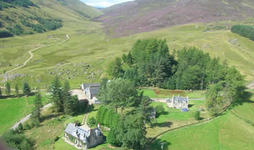 Dalmunzie Cottages Self Catering Glenshee Perthshire Scotland Holiday