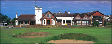 GOLF South Ayrshire, Scotland - THE ABBOTSFORD HOTEL - AYR
