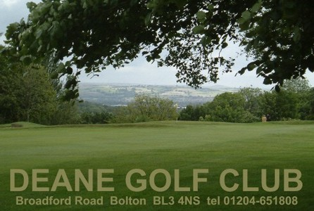 Welcome to Deane Golf Club webpage