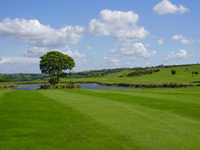 Derllys Court Golf Club. Golf In Carmarthen, Wales.