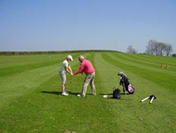 Tuition : Derllys Court Golf Club. Golf In Carmarthen, Wales.