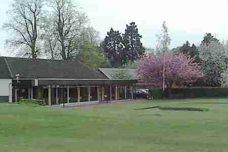 The Dumfries and County Golf Club