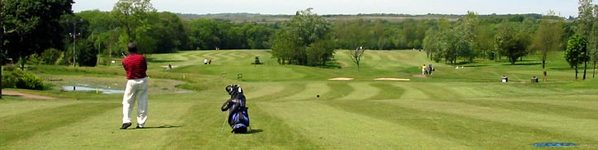 18 hole championship golf course in South Wales