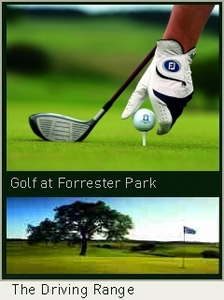 Golf at Forrester Park Resort