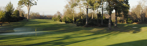 Foxhills - Longcross golf course