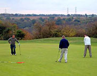 Garon Park Golf Complex - Memberships