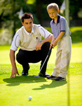 Children's Golf Lessons in Perthshire Scotland