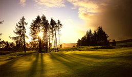 Golf Resort Scotland - Gleneagles Luxury Hotel and Golf Courses