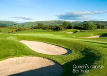 Gleneagles Golf Course Scotland Photo Gallery