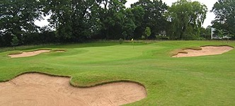 Gorstyhill Golf Club - 18 hole golf course in Cheshire - Near Crewe