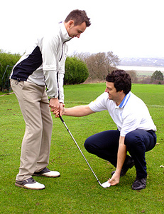 Golf Lessons Swansea