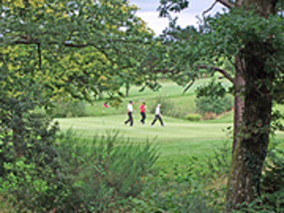 Golf holidays and Breaks in Wales at the Gower Golf Club - 18 hole <b>...</b>