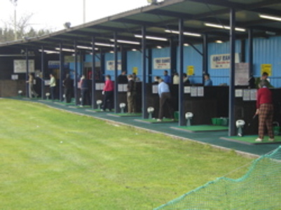 Portsmouth Golf Centre Driving Range Prices