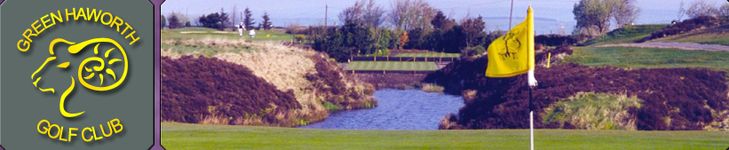 Green Haworth Golf Club